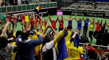 Стали відомі всі півфіналісти Кубка Федерації з тенісу