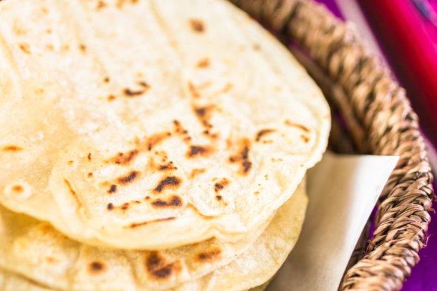 Готовим вместе: рецепт тортильи из пшеничной муки