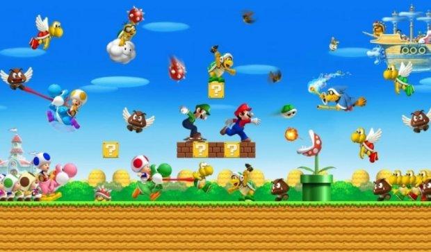 """Парень прошел легендарную игру """"Марио"""" за рекордные 5 минут (видео)"""
