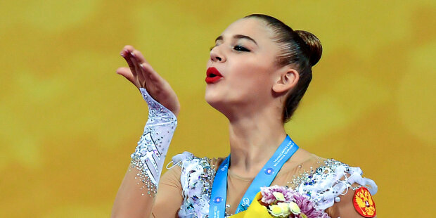 Александра Солдатова, РИА Новости