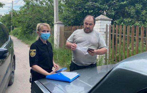У Львові корки довели водія маршрутки до безумства — кинувся на людей з ножем