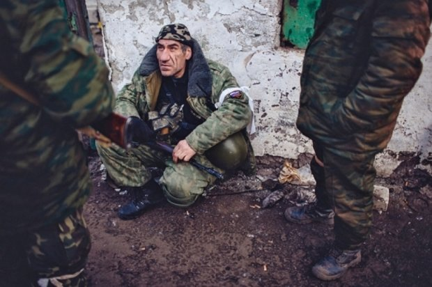 Под Дебальцево уничтожили более 100 кавказцев и бурят