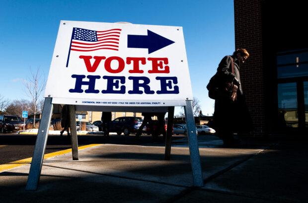 Выборы в США, фото: gettyimages