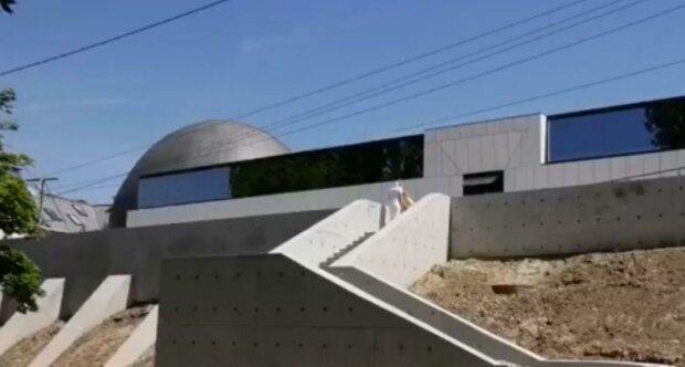 планетарий / скриншот из видео