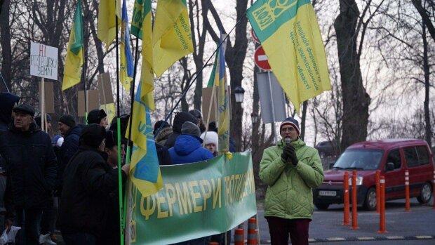 Протести аграріїв, фото: nationalcorps.org