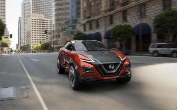 Nissan анонсировала новый электрокроссовер