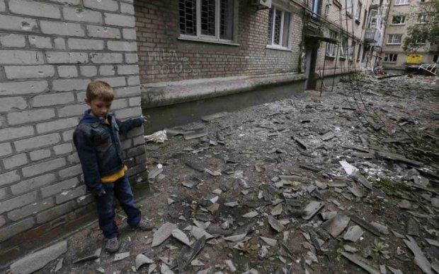 """Росіянам показали, як вони """"облагородили"""" Донецьк"""