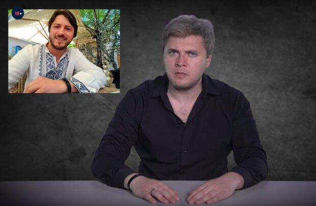 """Игорь Лєсєв в программе """"Не добрый вечер"""""""