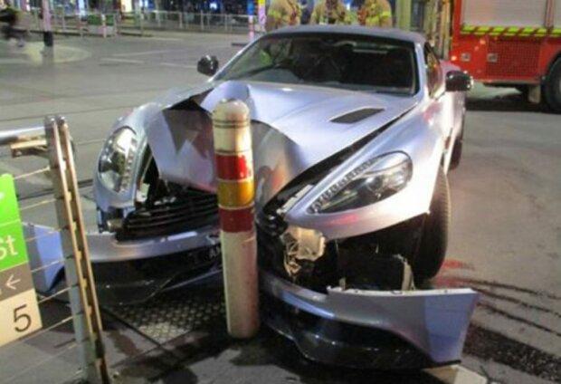 Aston Martin Vanquish, сcarscoops