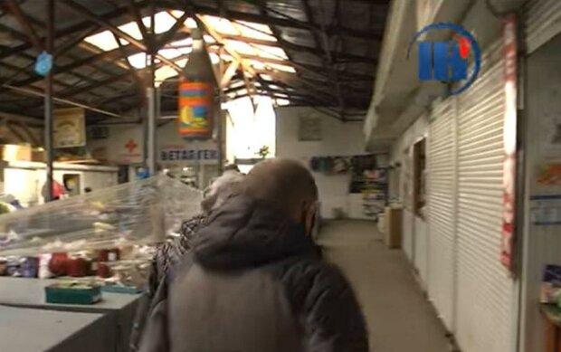 рынок / скриншот из видео
