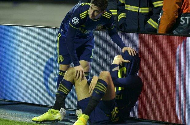 Діно Перич расплаклся після матчу, Jutarnji List