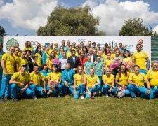 Володимир Зеленський зустрівся з українськими спортсменами