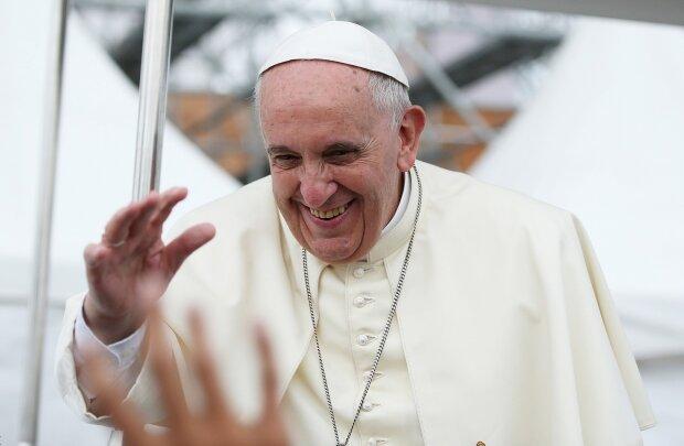 Папа Римський Франциск, фото regnum
