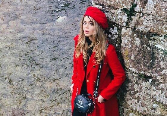 Аліна Гросу, фото - Instagram