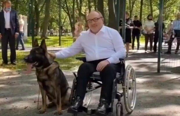 Геннадій Кернес, скріншот з відео