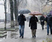 Погода в Виннице, фото: Униан