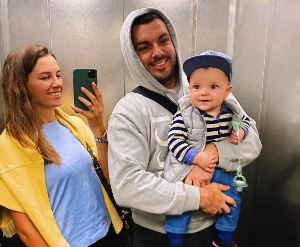 Григорій Решетник з сім'єю, фото з Instagram