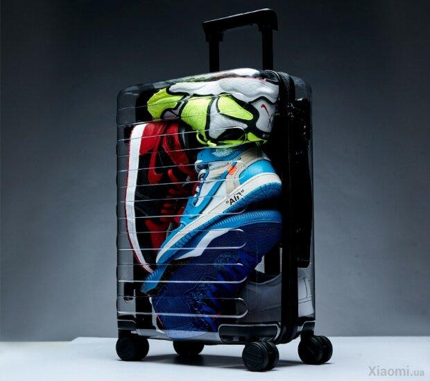Xiaomi Mi Suitcase Transparent Edition