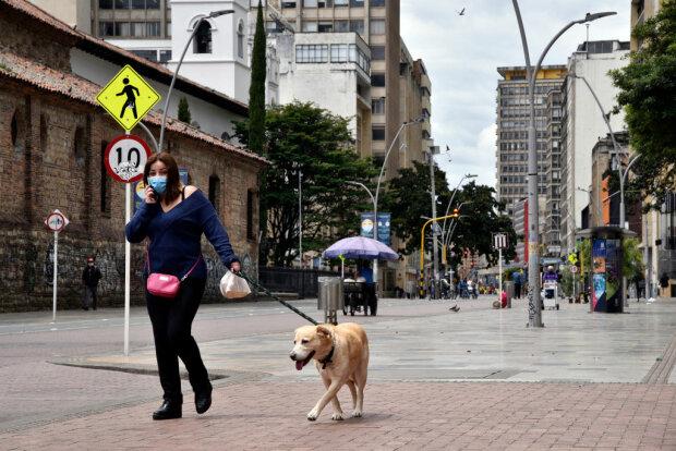 Женщина с собакой, фото: getty Images