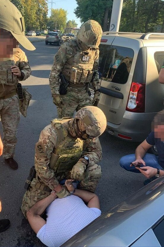 """Издевался над ветераном АТО и снимал на камеру: в Николаеве поймали психа, """"прославился"""" на всю Украину"""