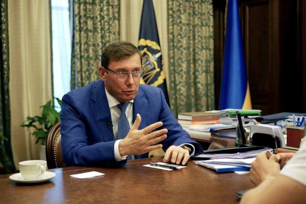 """Хто стоїть за """"витоком"""" по Укроборонпрому: Луценко розповів про перевірки на поліграфі"""