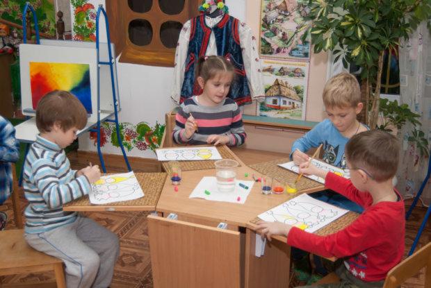 Приватні дитячі садки Києва: ЛЕЛЕКА
