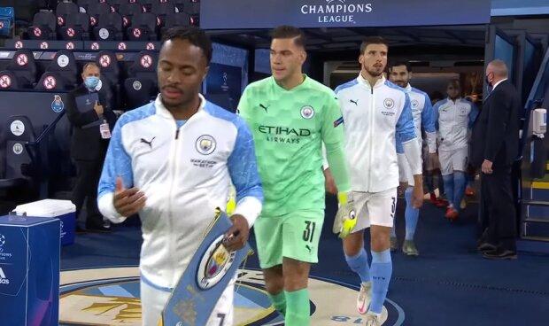 Манчестер Сити, скриншот: Youtube