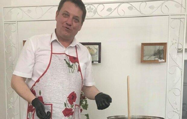 Борщ по-кременецки – на Тернопольщине сварили уникальное первое блюдо с вишнями