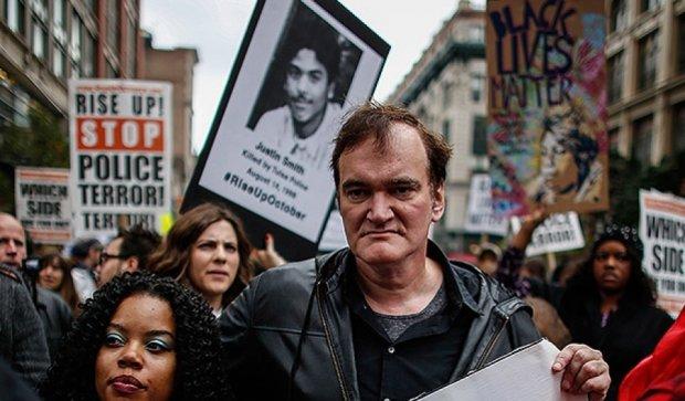 Поліція Нью-Йорка просить бойкотувати фільми Квентіна Тарантіно