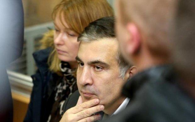ГПУ викликає Саакашвілі на допит