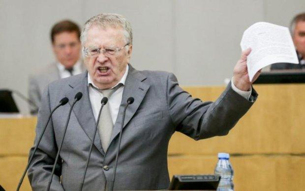 Пилили польских детишек: Жириновский придумал нелепую страшилку про украинцев