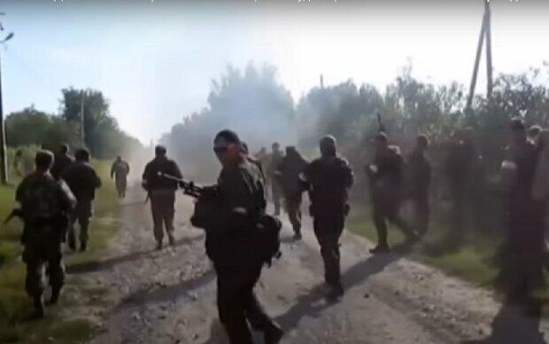 Війна на Донбасі, скріншот