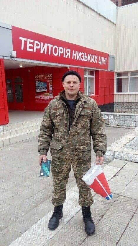 Станіслав Мамчій, фото: Facebook