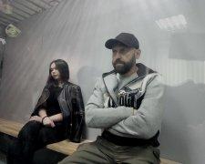Олена Зайцева та Геннадій Дронов, обвинувачені у справі ДТП на Сумській