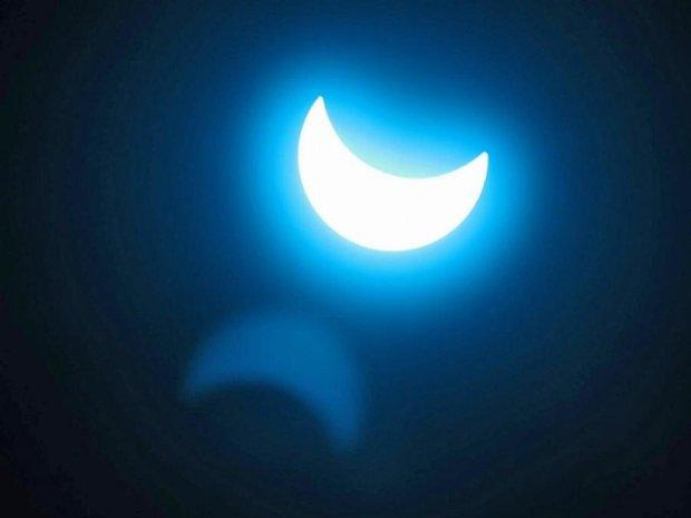 Сфотографувати затемнення (фото)