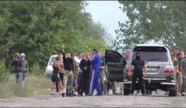 На Рівненщині сталася перестрілка між бандами копачів бурштину
