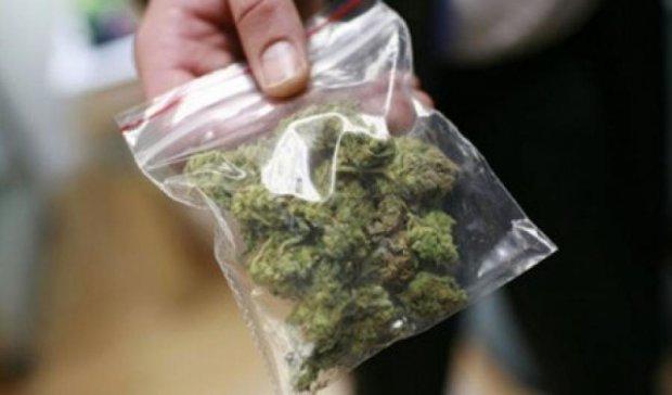 Серед легких наркотиків європейці  віддають перевагу марихуані