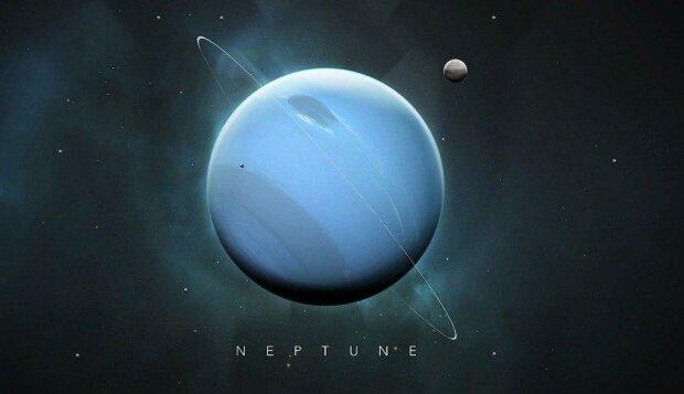 Нептун, hiroved