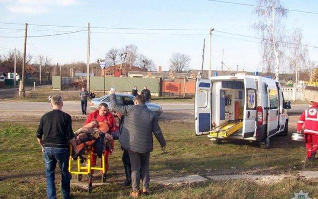 Во львовском ТЦ ребенок получил бешеный удар током