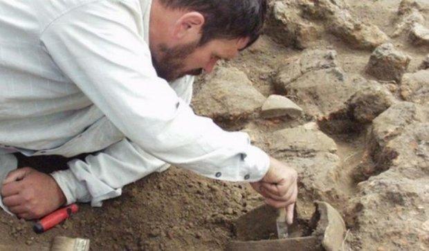 На Львівщині знайдено залишки стародавньої культури