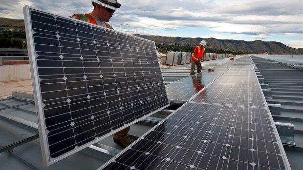 зелена енергія, фото з вільних джерел