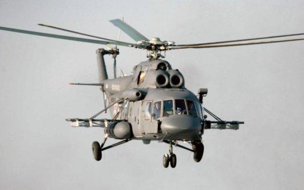 У Росії посеред міста розбився військовий вертоліт: загинули усі