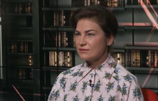 Ирина Венедиктова, скриншот: YouTube