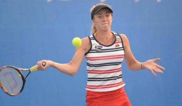 Українка Еліна Світоліна програла турнір у Пекіні