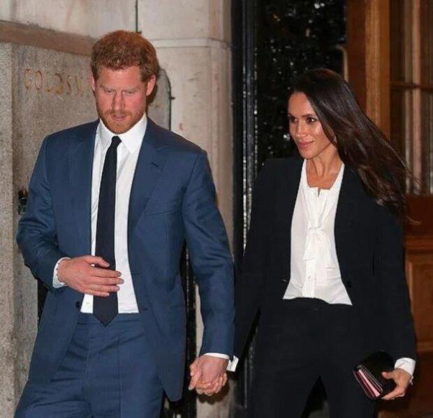 Меган Маркл і принц Гаррі, фото: GlobalLookPrress