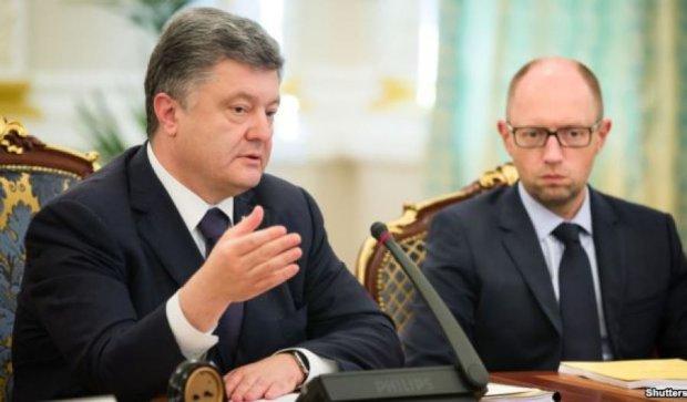 Порошенко созвал срочное заседание Военного кабинета