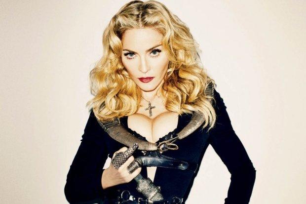 """Мадонна шокировала кардинально новым образом: подготовилась к """"волчьему кровавому суперлунию"""""""