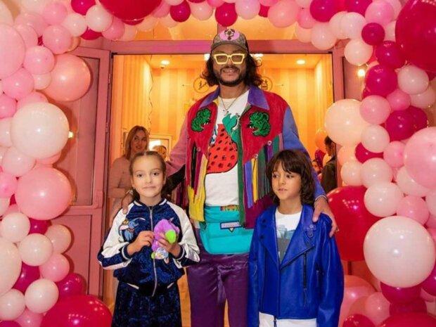 Філіп Кіркоров з дітьми, Фото Instagram