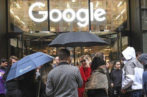 Секс-скандал в Google: тисячі співробітників збунтувалися