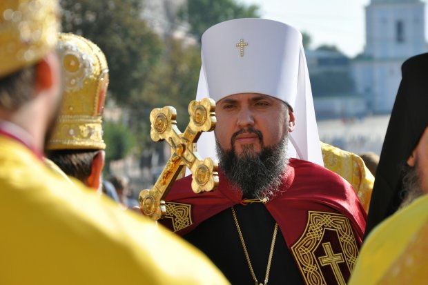 Епіфаній вразив цифрами: скільки приходів московського патріархату перейшли до ПЦУ